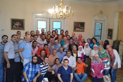 OsteoEgypt Academy Album