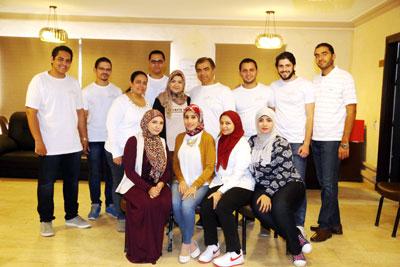 OsteoEgypt Team Album
